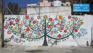 Flowers in Balata